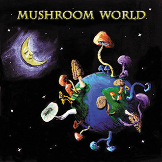 Mushroom World CD Cover
